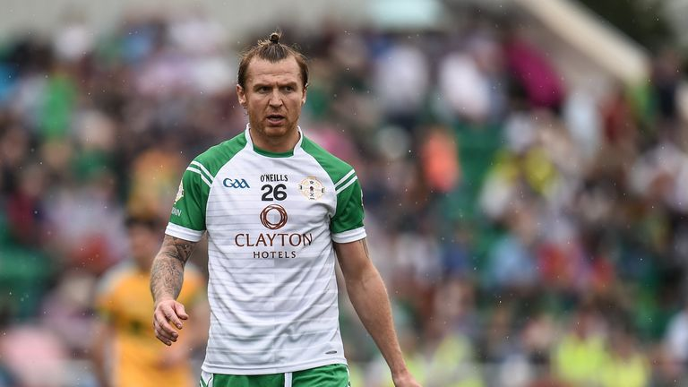 Tyrone legend Mulligan represented the Exiles in 2017 against Leitrim and Carlow
