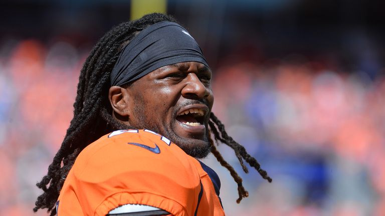 Adam Jones finished his career with the Denver Broncos