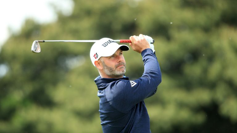 Paul Waring snatched an Open place away from Martin Kaymer