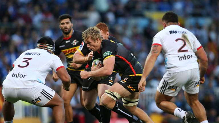 Pieter-Steph du Toit played an important role for the Stormers