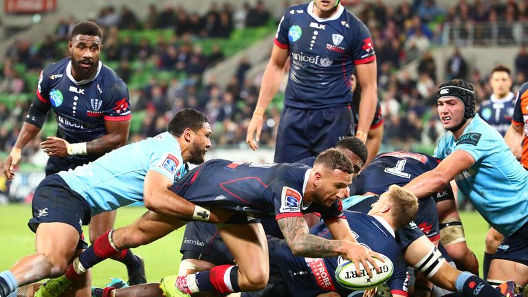 The Waratahs lost 10 of their 16 Super Rugby fixtures in 2019