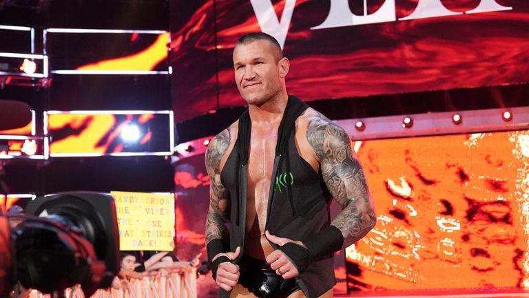Randy Orton is back on Raw, and could find himself in line for one or two final runs in the main event