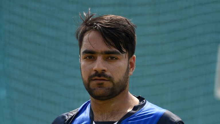 Rashid Khan is ranked third in the ICC ODI bowling rankings