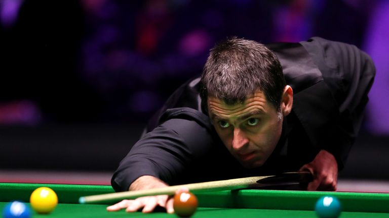 O'Sullivan has made multiple threats to retire from the sport during his career