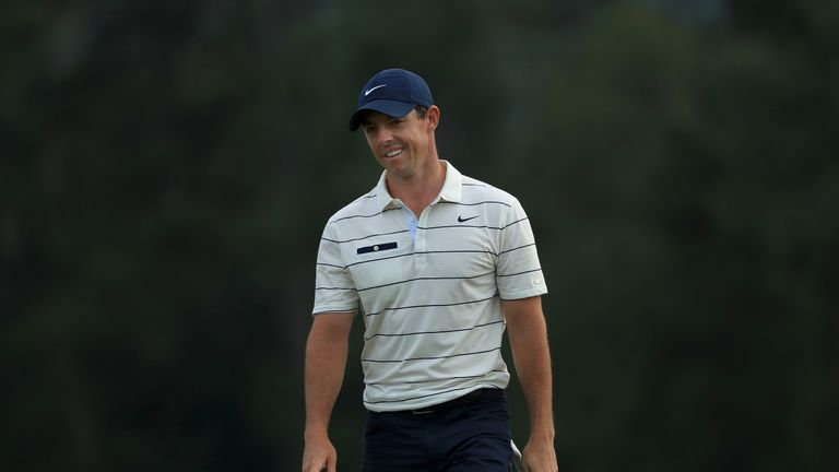 Rory McIlroy returns to action at the Quail Hollow Championship