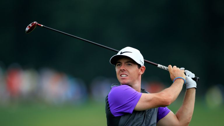 Can McIlroy claim a fifth major title?