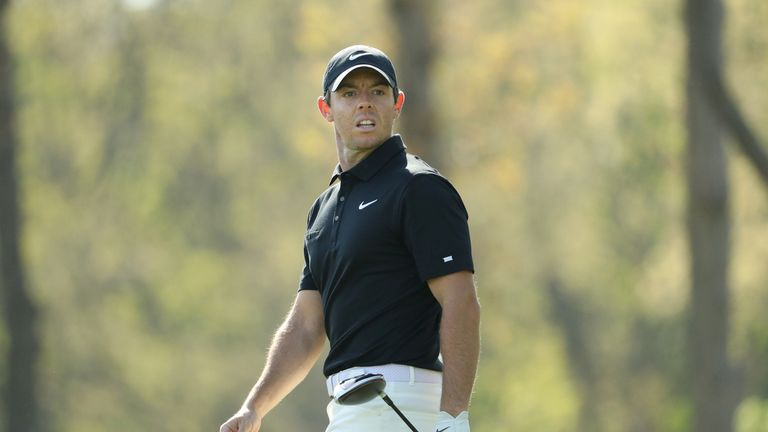 McIlroy is a two-time winner of the PGA Championship