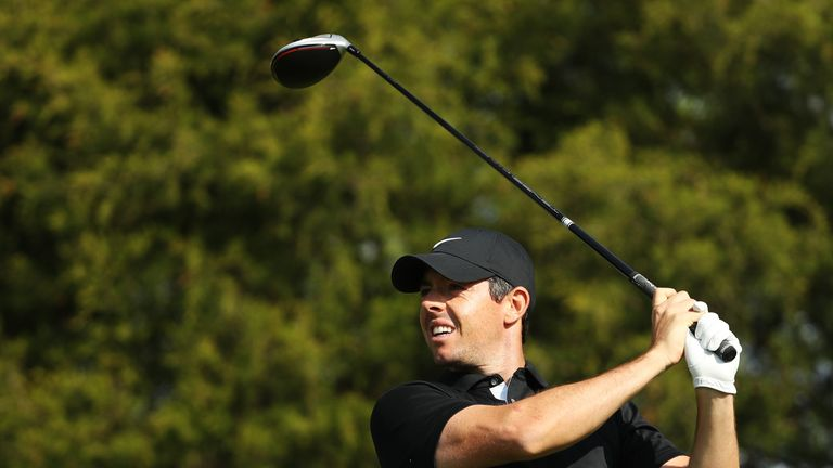 McIlroy was four shots outside the projected cut with six holes to play