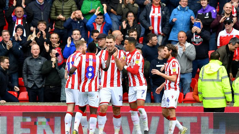 Nathan Jones has continued remodelling Stoke this summer