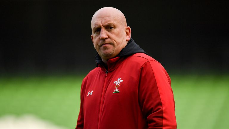 Shaun Edwards will leave his Wales coaching position after the World Cup
