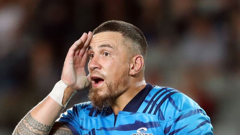 Sonny Bill Williams  has been linked with a move to Toronto