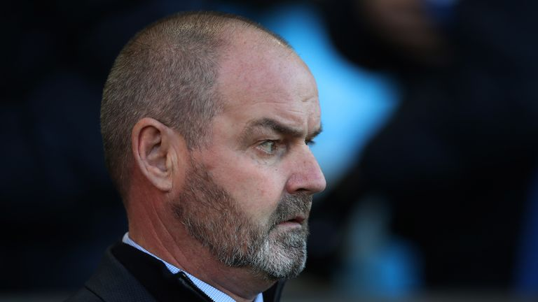 Steve Clarke is among the favourites to be named as the new Scotland manager