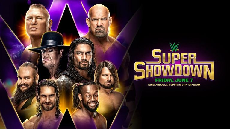 Goldberg will come out of retirement at WWE Super ShowDown next month