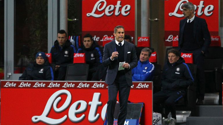 Sylvinho set to be appointed as Lyon manager, the club have confirmed