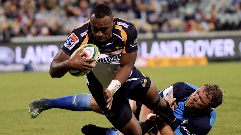 Kuridrani has agreed a one-year contract extension with the Brumbies