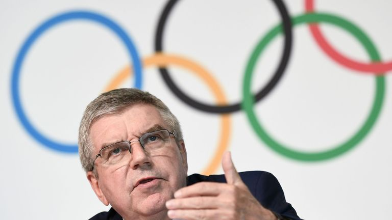 Thomas Bach will be president of the International Olympic Committee until 2025