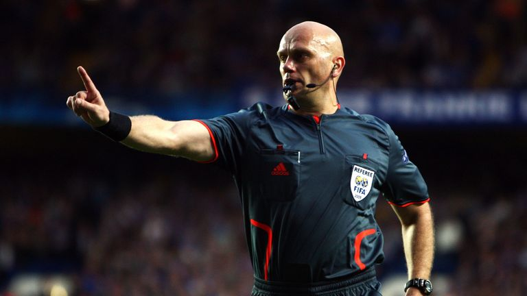 Tom Henning Ovrebo was the referee at the heart of the controversy 10 years ago