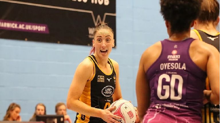 Wasps' Jade Clarke helped her side reach their third consecutive Grand Final