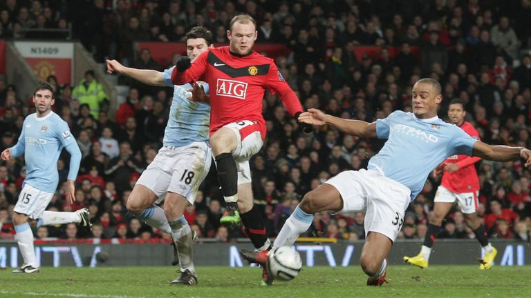 Kompany was a front-foot defender who looked to impose himself