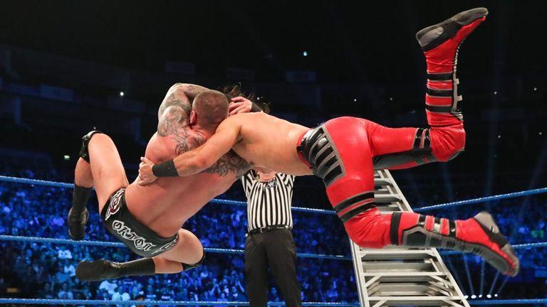 WATCH: Best of SmackDown in London