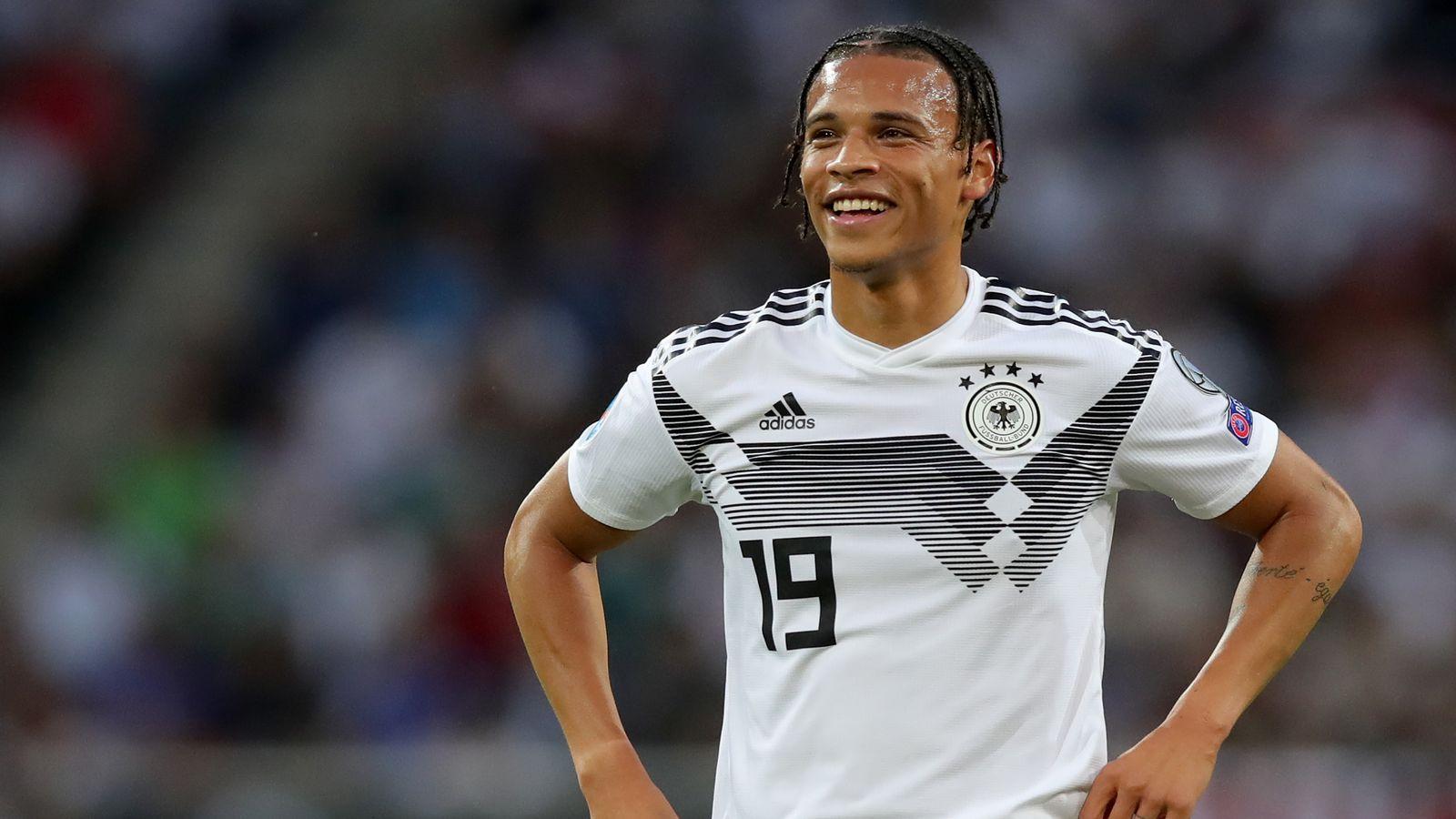 Bayern Munich's German players 'looking forward' to Leroy