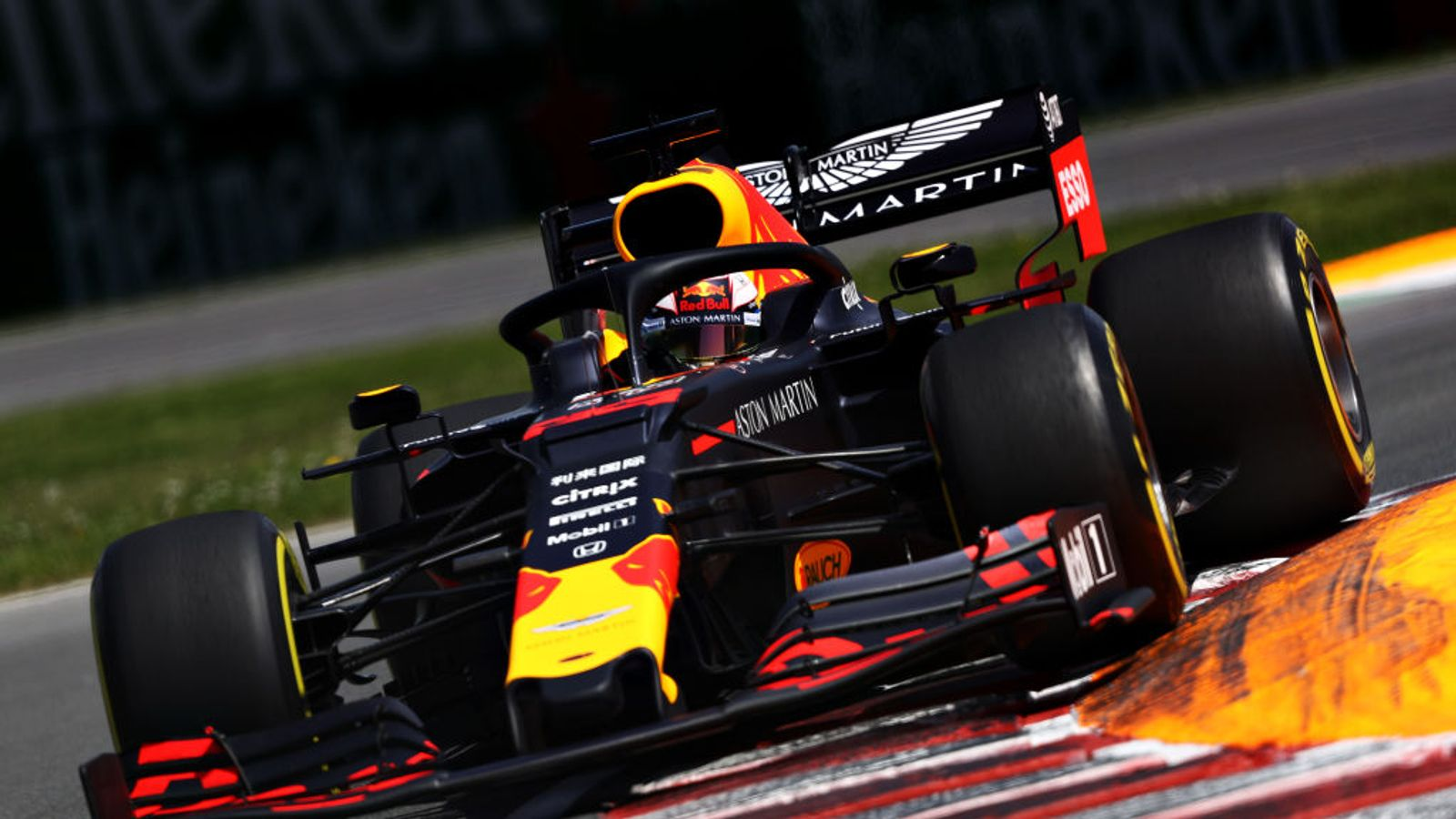 French GP: Honda introduce new engines for Red Bull, Toro Rosso