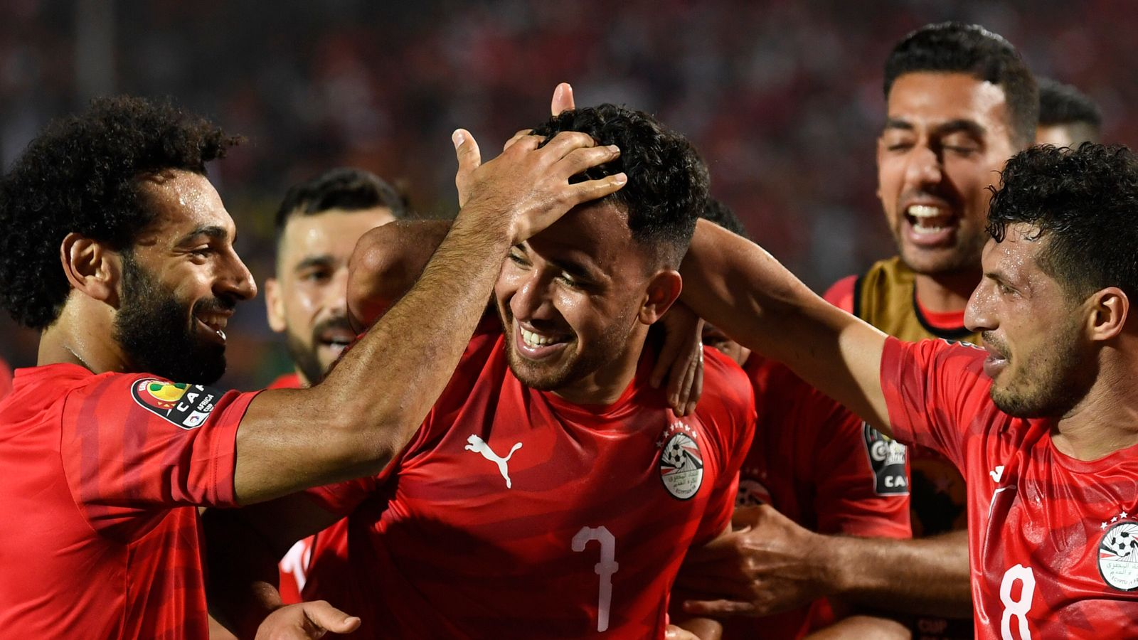 Egypt 1 - 0 Zimbabwe - Match Report & Highlights