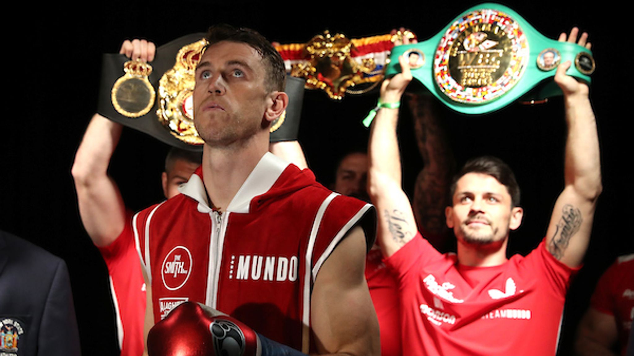 Can Callum Smith become a British great after sensational showing at Madison Square Garden?