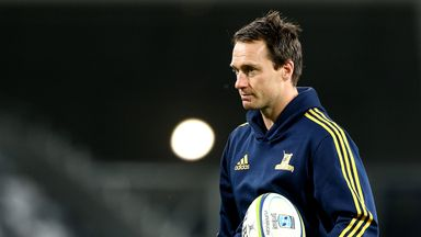 Ben Smith could return for the Highlanders away to the Crusaders