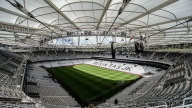 Fans allocated 5,000 Super Cup tickets
