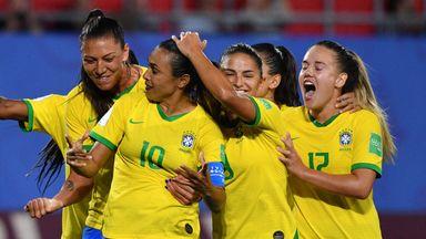 WWC: Marta sends Brazil to last 16
