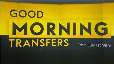 New transfers shows on Sky Sports News
