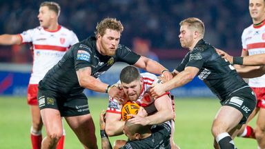 Hull KR and Hull FC will battle it out again on Thursday evening