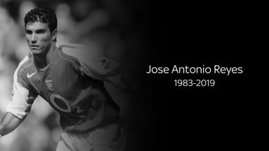 Jose Antonio Reyes has died at the age of 35