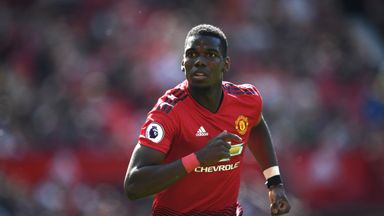 Paul Pogba says it could be time for a new challenge