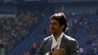 Raul will take charge of Castilla next season