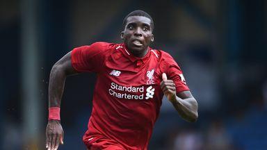 Rangers sign Liverpool's Ojo on loan