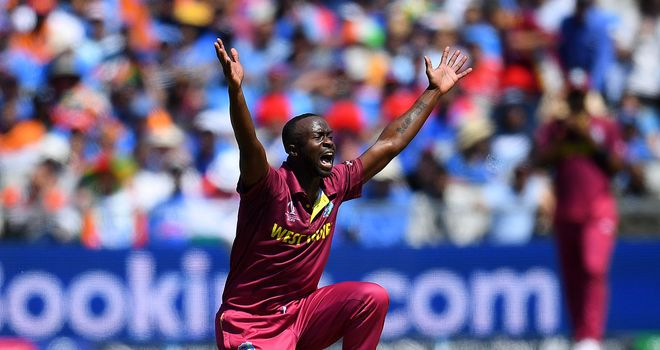Cricket World Cup: Sri Lanka hold off West Indies