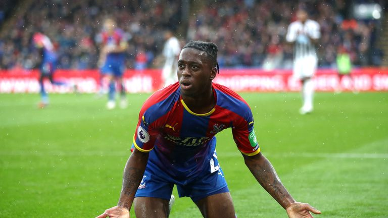 Palace rejected a £40m bid from United for the right-back at the weekend