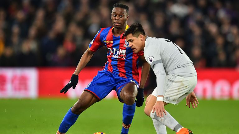 United have had a £40m bid for Aaron Wan-Bissaka rejected by Crystal Palace, but will come in with another offer