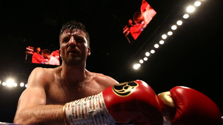Anthony Fowler will take on Brian Rose next month in Manchester