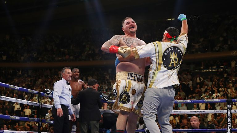 Ruiz Jr vows to end Joshua´s career after confirming Saudi Arabia rematch