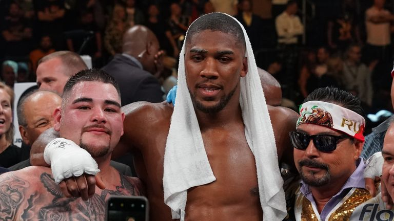 World titles could be fragmented after the Anthony Joshua-Andy Ruiz Jr rematch