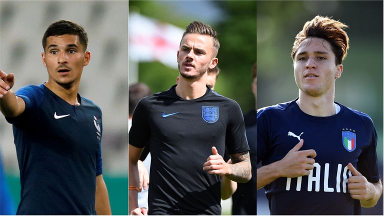 Watch Europe's best young talent at the Euro U21 Championship live on Sky Sports