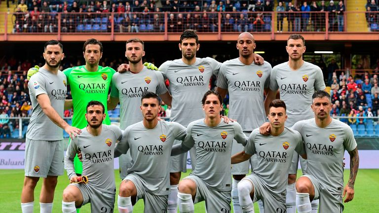 AS Roma will go directly into the group stages of the Europa League next season