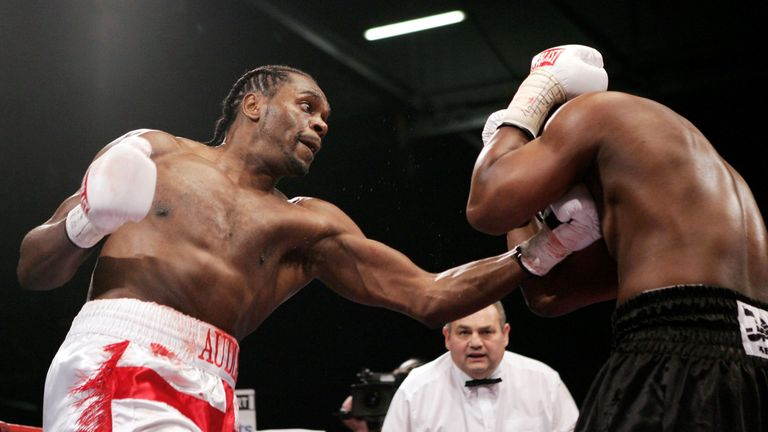 Harrison gained revenge 12 months later by stopping Williams in three rounds