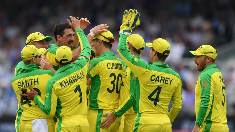 Seamer Mitchell Starc has led Australia's attack with 24 wickets at 15.20 apiece