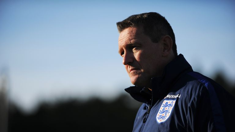 England U21 head coach Aidy Boothroyd has revamped his squad