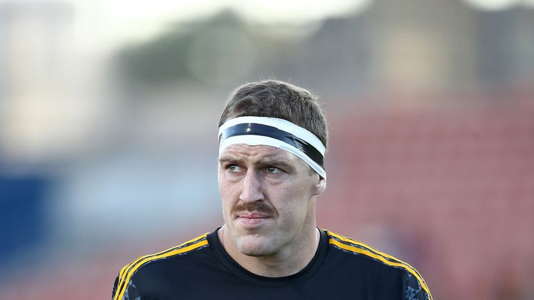 Brodie Retallick to take two-year sabbatical following World Cup