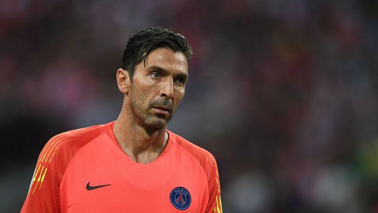Gianluigi Buffon has returned to Juventus after a short spell with Paris Saint-Germain